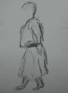 Drawing by Robert Bosnak.