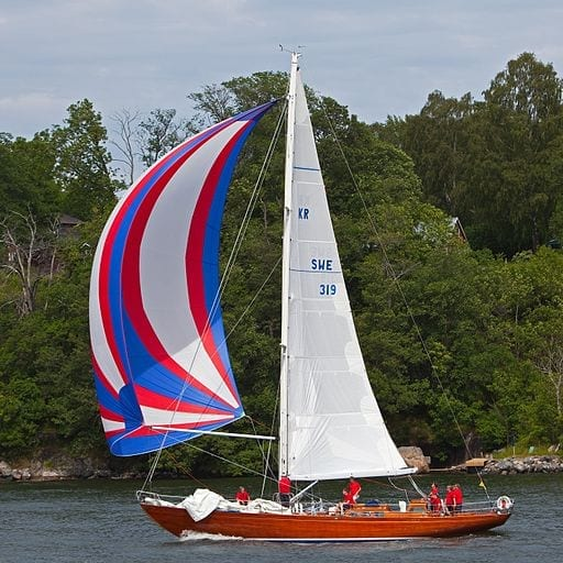 A sailboat is an archetypal image with an existence autonomous of how one thinks or feels about it.