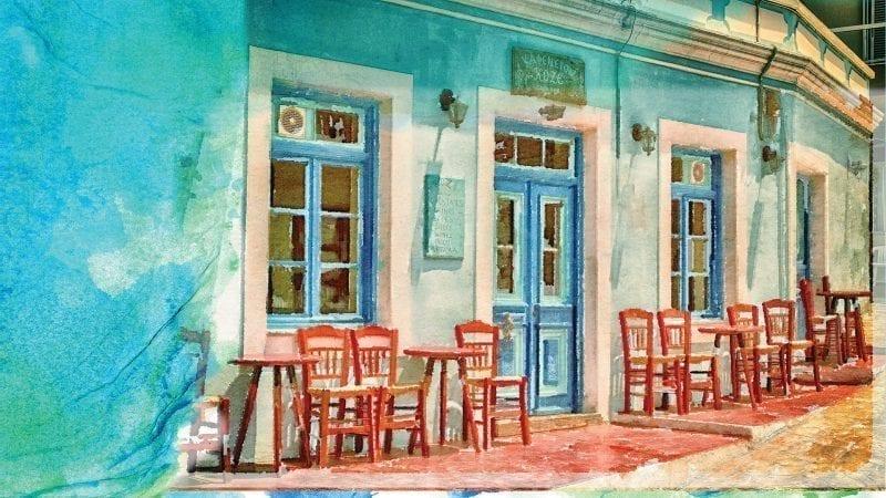 The Spooky Dreams Café