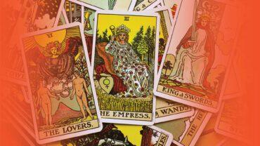 Jungian perspective on Tarot